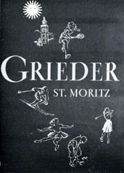 Gfeller Rolf - Grieder St. Moritz