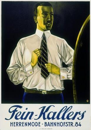 Anonym - Fein-Kaller's