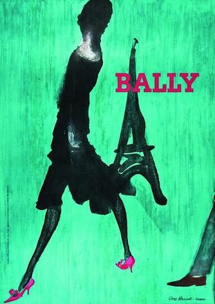 Berset Lise - Bally