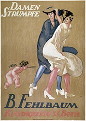 Cardinaux Emil - B. Fehlbaum