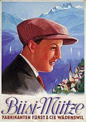 Praetre - Büsi Mütze