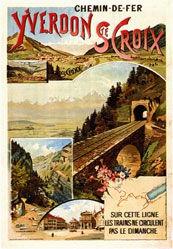 Proetel Albert - Chemin de fer