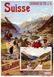 d'Alesi Hugo - Suisse Vallée du Rhône