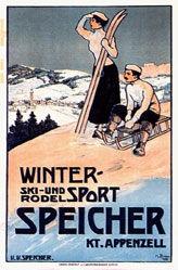 Annen Melchior - Wintersport Speicher
