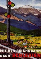 Barschel Hans J. - Mit der Reichsbahn