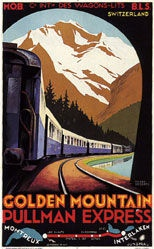 Broders Roger - Golden Mountain