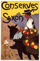 Burnat-Provins Marguerite - Conserves Saxon
