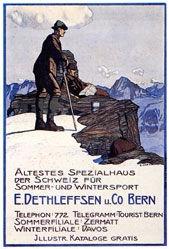 Cardinaux Emil - E.Dethleffsen + Co.