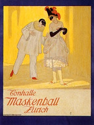Cardinaux Emil - Tonhalle Maskenball
