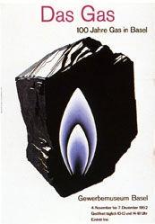 Eidenbenz Atelier - Gas