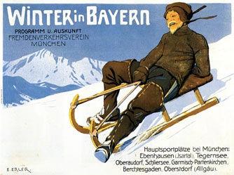 Erler Erich - Winter in Bayern