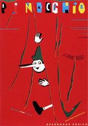 Geissbühler Karl Domenic - Pinocchio