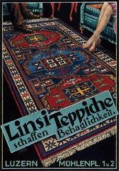 Hartmann Emil - Linsi Teppiche