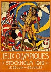 Hjortzberg Olle - Jeux Olympiques