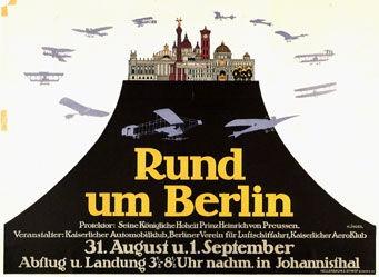 Klinger Julius - Rund um Berlin