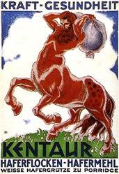 Mangold Burkhard - Kentaur