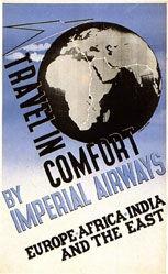 McKnight-Kauffer Edward - Imperial Airways