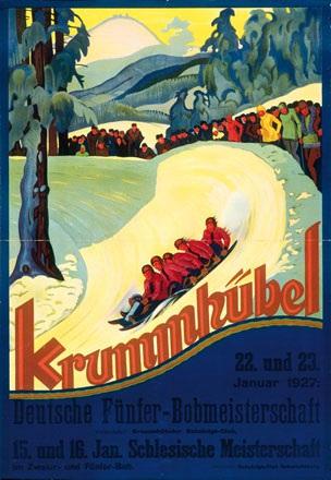 Anonym - Krummhübel