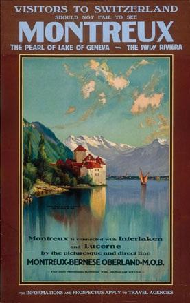 Anonym - Visitors du Switzerland