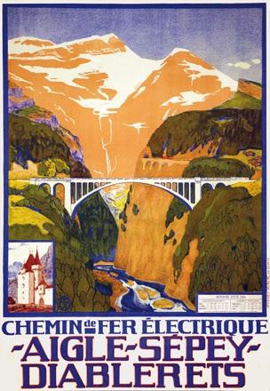 Beurmann Emil - Chemins de fer éléctrique