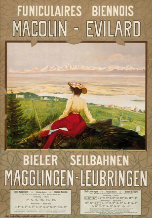 Pellegrini Carlo - Bieler Seilbahnen