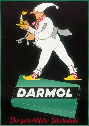 Anonym - Darmol Abführ-Schokolade