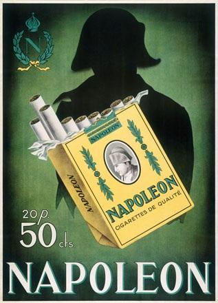 Anonym - Cigarettes Napoleon
