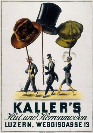Keller Ernst - Kaller's