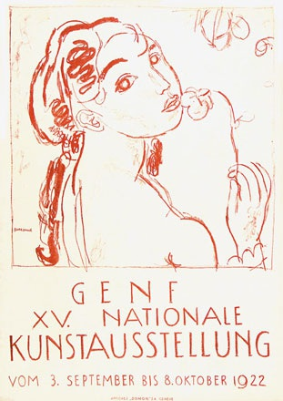 Barraud Maurice - XV. Nationale Kunstausstellung