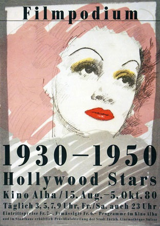Brühwiler Paul - Hollywood Stars