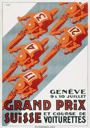 Chapoi - Grand Prix Suisse - Genève