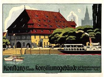 Schlatter Ernst Emil - Konstanz am Bodensee