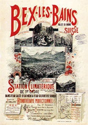 Anonym - Bex les Bains