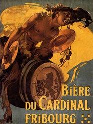 Anonym - Bière du Cardinal Fribourg