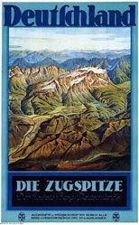 Anonym - Die Zugspitze