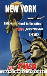 Anonym - TWA - New York