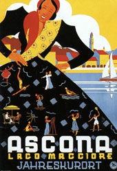 Anderegg Sepp - Ascona