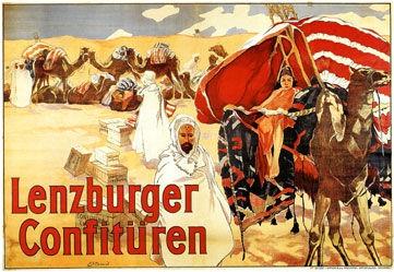 Baud Edouard-Louis - Lenzburger Confitüren