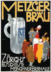 Divéky József - Metzger Bräu