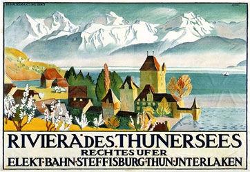 Gimmi Wilhelm - Riviera des Thunersees