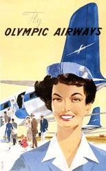 Looser Hans - Olympic Airways