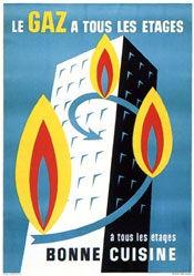 Loutan Henri Atelier - Le Gaz à tous les etages