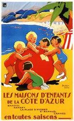 Mallet Beatrice - Côte d'Azur