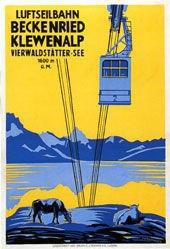 Mernsinger Wilhelm - Luftseilbahn