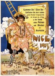 Moser Gustav Adolf - Nice