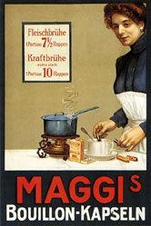 Anonym - Maggi's