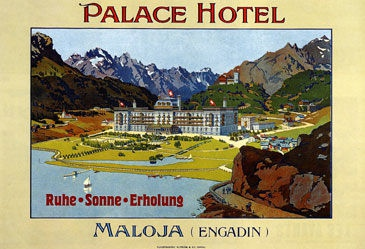 Anonym - Maloja Palace Hotel