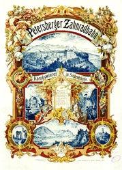 Anonym - Petersberger Zahnradbahn