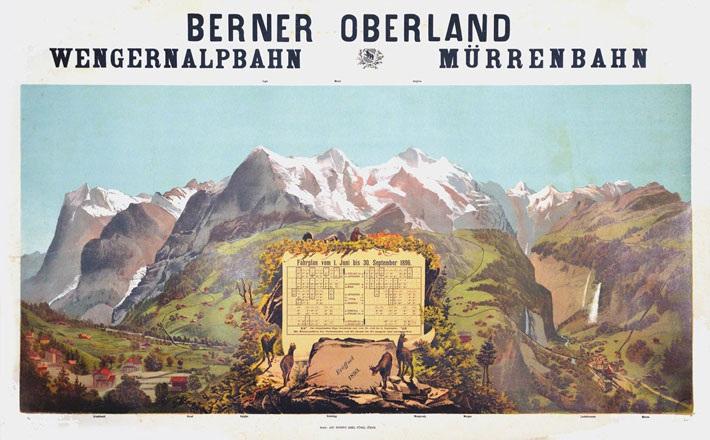 Anonym - Berner Oberland