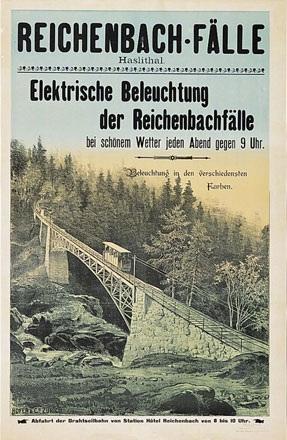 Anonym - Reichenbach Fälle